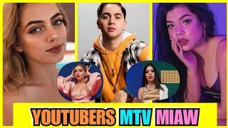 PREMIOS MTV MIAW 2019 I YOUTUBERS GANADORES + SUS TRAJES EN LA ALFOMBRA ROSA I Tik Boom Ander