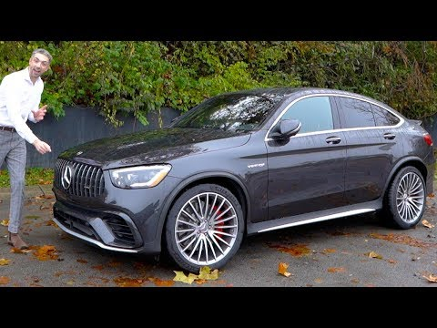 2020 Mercedes GLC63 S AMG Coupe [FIRST DRIVE & FULL REVIEW]