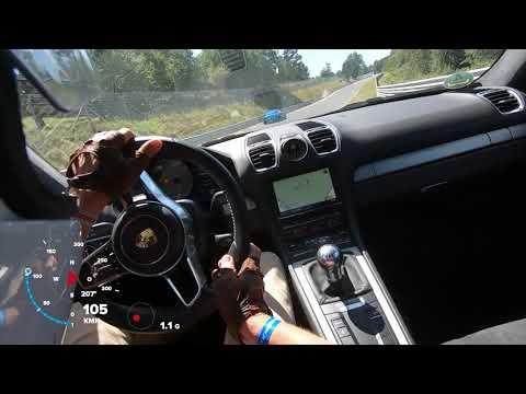 Nordschleife Cayman GT4 vs Alpine A110