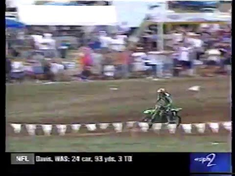 1999 Steel City 125cc Moto 2 (Ricky Carmichael's Last 125cc Moto... Until 2001)