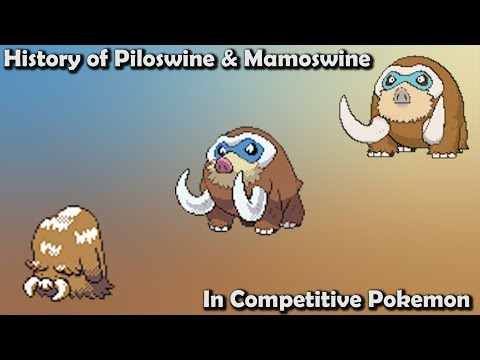 How GOOD were PIloswine Mamoswine ACTUALLY - History of Competitive Piloswine Mamoswine from YouTube · Duration:  16 minutes 52 seconds