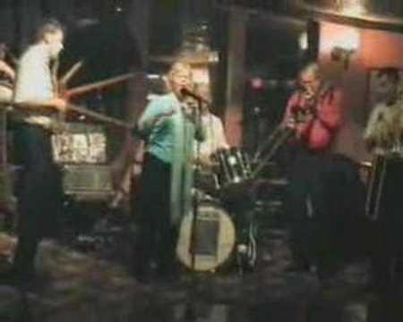 Bob Havens with the Dukes of Dixieland