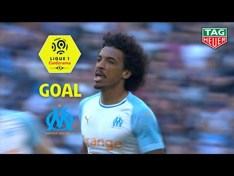 Goal Luiz GUSTAVO (73') / Olympique de Marseille - Nîmes Olympique (2-1) (OM-NIMES) / 2018-19
