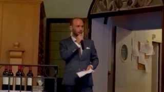 *Best* Wedding Speech Ever!