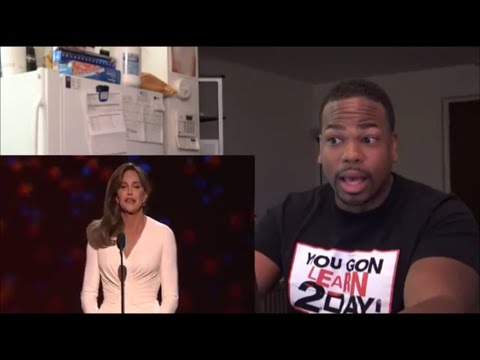 Caitlyn Jenner Full Speech - 2015 ESPY Awards - Arthur Ashe Courage Award - ESPN - HD REACTION!!!