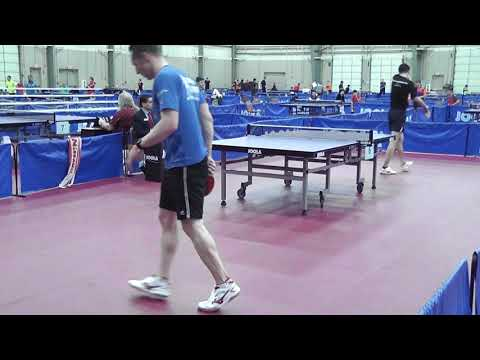 Yijun Feng (2652) vs Samson Dubina (2426) - National Ranking Tournament