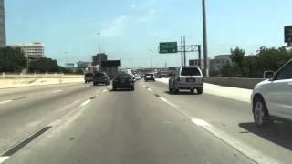 США(часть.16.1)Вождение вокруг Далласа_Dallas,ТХ_хайвей-20,75(, 2015-10-02T05:13:17.000Z)