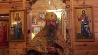 Архимандрит Мелхиседек (Артюхин). Проповедь в день памяти святителя Луки