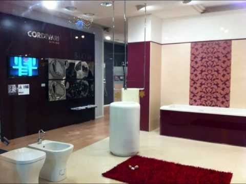 Nuova sala mostra cicala ceramiche e arredo bagno youtube - Mostra del bagno srl ...