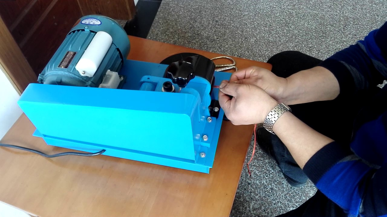 enamel flat wire remover machine: How to Remove Insulation from ...