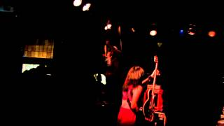 Osaka band Shonen Knife @ Café Mono, Oslo, October 23. 2012 Naoko Y...