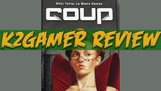 K2gamer EP11-1 Coup รีวิว มาเล่นกันนะ