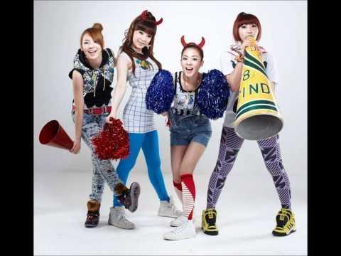 2NE1 - I'm Busy (Audio)