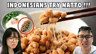 Natto Makanan Jepang Bau Kaos Kaki ???