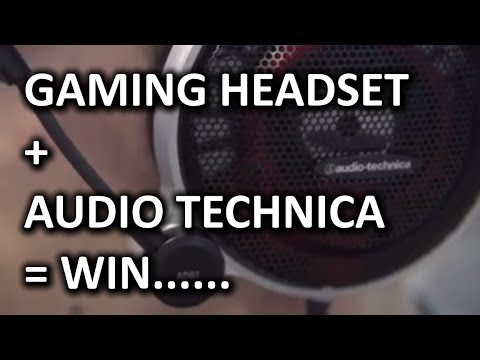 audio-technica-ath-ag1-&-ath-adg1-gaming-headsets---ces-2014