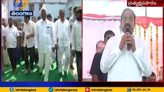 Dialysis Center | at Warangal MGM Hospital | Inaugurated by Minister Laxmareddy