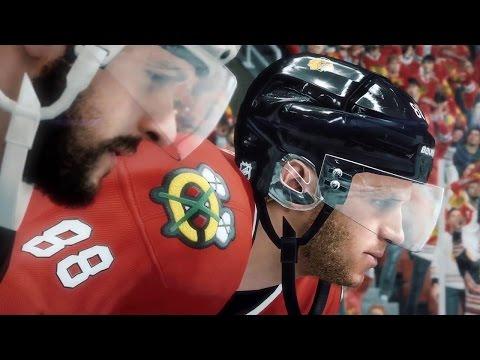 NHL 16 Gameplay Trailer [E3 2015]