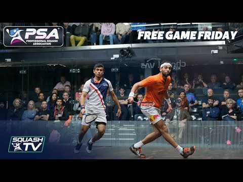 """""""Squash Of The HIGHEST Order"""" - Free Game Friday - Channel VAS Championships 2019"""