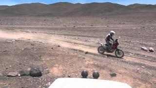 Dakar 2012 mano del desierto - Antofagasta.MTS