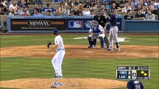 Clayton Kershaw 2013 Cy Young Highlights
