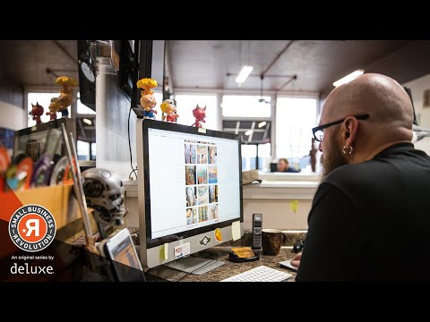 From Church Pastor to 'Filament Tattoo' Owner | Small Business Revolution - Main Street: S1E4