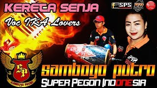 Gambar cover Lagu KERETA SENJA Voc IKA Lovers SUPER PEGON INDONESIA | Samboyo Putro Live Mabung Baron 2018