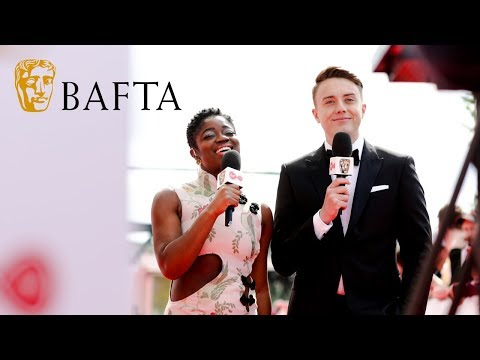 Watch the BAFTA TV Awards red carpet LIVE! ☀️💃