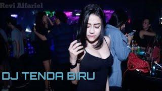 Gambar cover DJ TENDA BIRU TERBARU PALING ENAK 2019