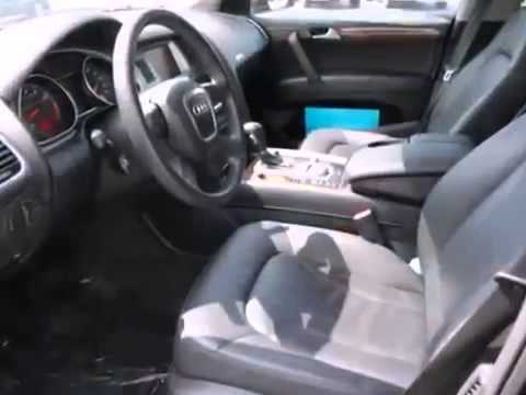 2009 Used Honda Car Audi Q7 in Los Angeles for Sale