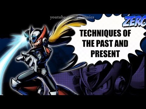 Zero: Techniques of the Past and Present (UMvC3)