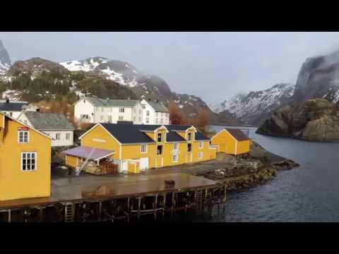 Expedition:  Winter auf den Lofoten, Vesterålen und Ofoten