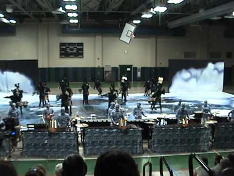 Dartmouth High School Indoor Percussion 2012 - YouTube