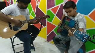 GUITAR LESSONS | THE LOVE RHYMES | MUSIC