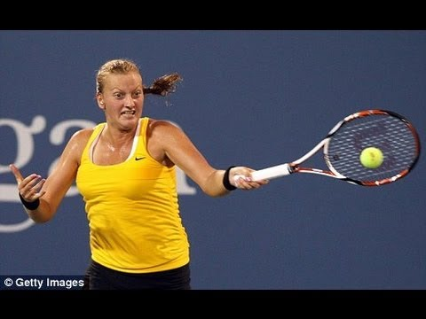 Petra Kvitova Vs Dinara Safina US Open 2009 Highlights