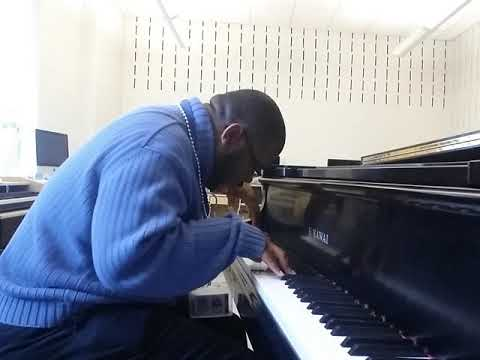 Terrance Shider Isn't She Lovely Piano Cover In The Key Of E