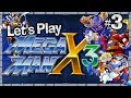 Let's Play Mega Man X3 - Episode 3 - Some Scary Voices