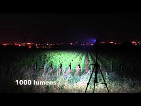 LED LENSER P7 lampe torche