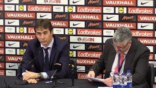 England 2-2 Spain - Julen Lopetegui Full Post Match Press Conference