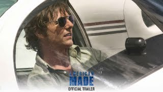 American Made - Official Full online [HD]