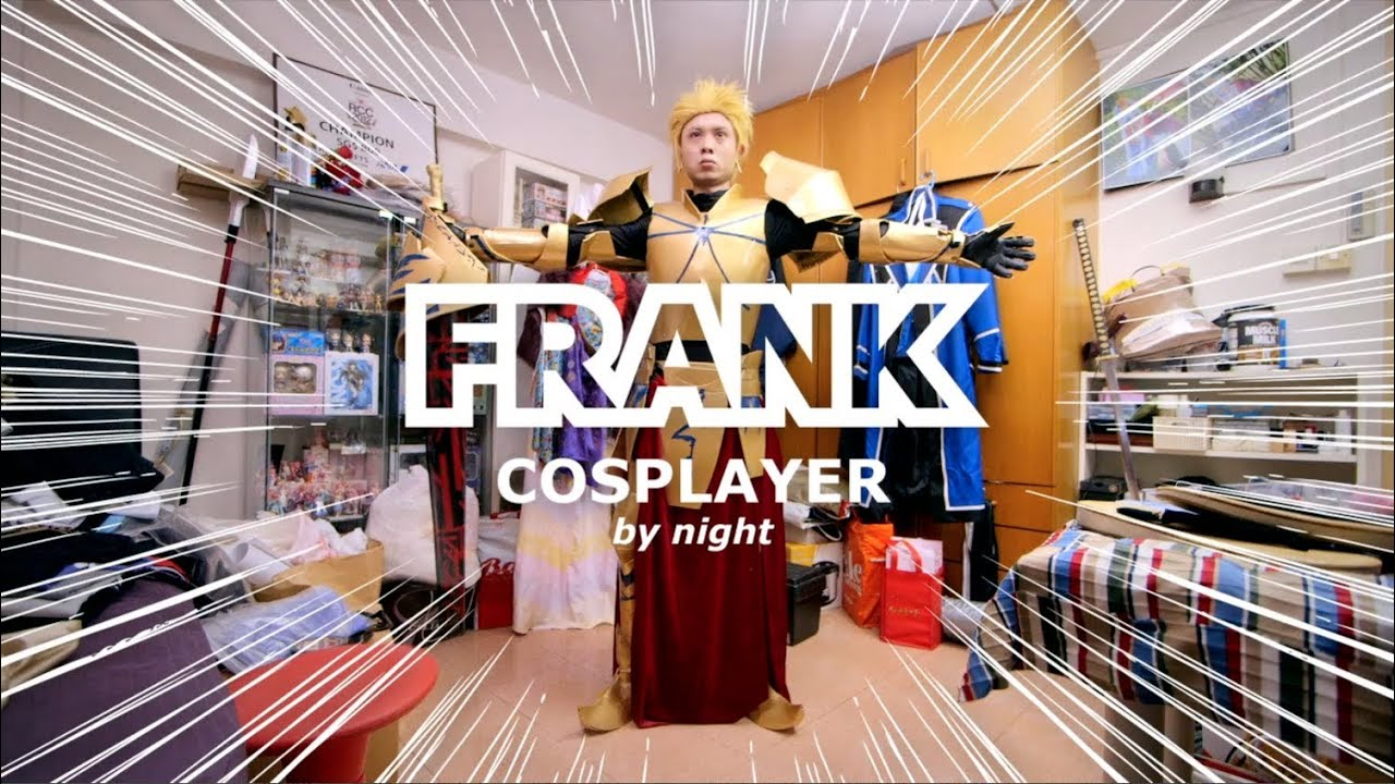 IKEA Bedroom Stories (Singapore) - Frank the Cosplayer - YouTube