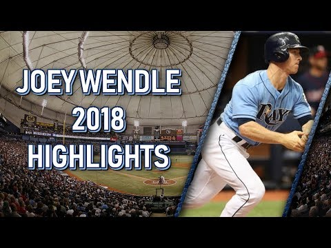 Joey Wendle 2018 Highlights