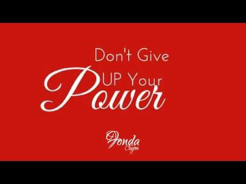 Don't Give Away Your Power | The Juicy Life Show | Fonda Clayton