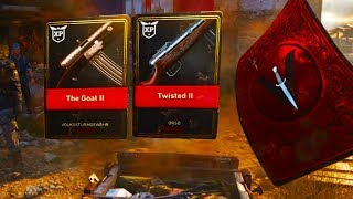 3 HEROIC DLC WEAPONS in 1 OPENING.. (COD WW2 RESISTANCE DLC)