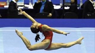 Gymnastic Floor Music - Dead Silence