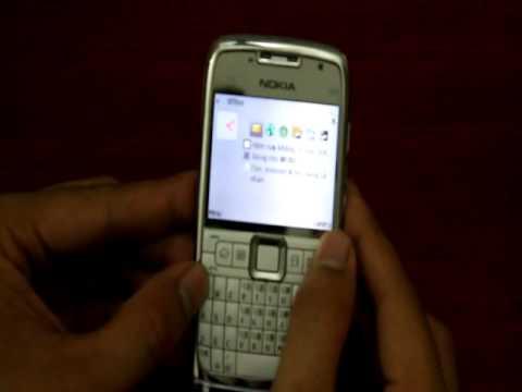 Review Nokia E71 Tinhte