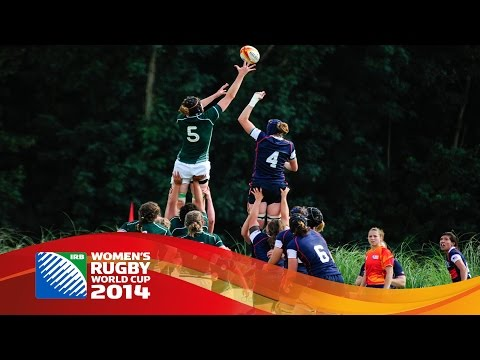 [HIGHLIGHTS] USA 17-23 Ireland at Women