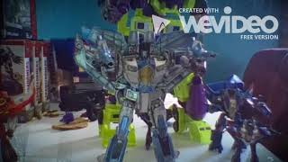 Transformers stop motion The Combiners Have Returned Part 4 Loyalty
