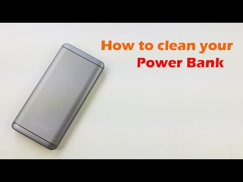 How to Clean Your Power Bank Like a Pro - DIY Gadget Cleaning