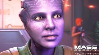 Mass Effect Andromeda Complete Keri T'Vessa Romance