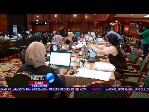 Live Real Count KPU DKI Jakarta - NET12